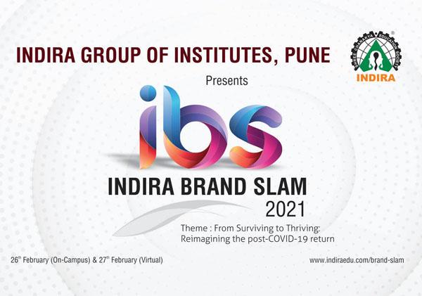 Indira Brand Slam (IBS) Summit and Awards 2021