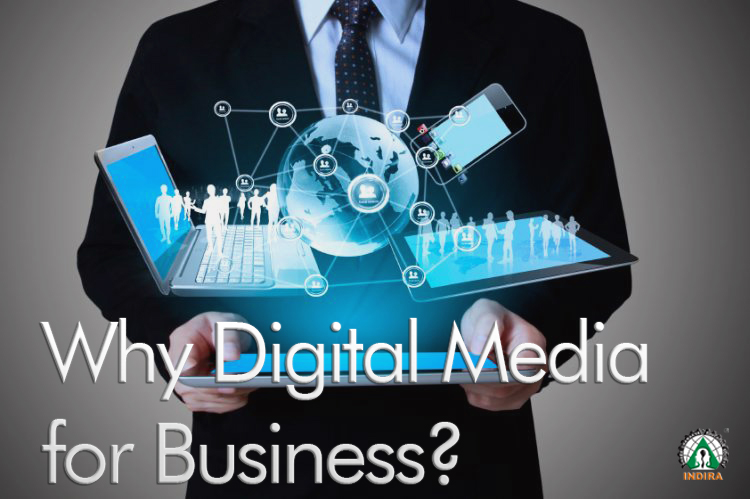 Why Digital Media for Business?