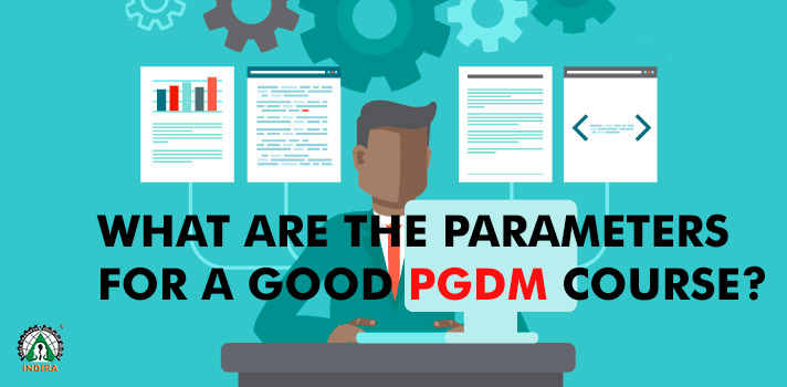 parameters for a good PGDM